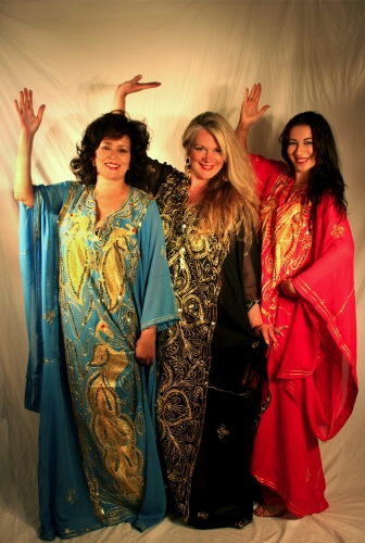 Khaligi (gulf dance) dresses for belly dance
