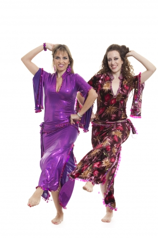 Sa'idi dresses-galabias for belly dance