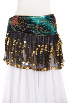 Tutu belts - belly dance belts