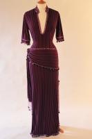 Belly dance sa'idi dress/galabia - Lady or Minx?