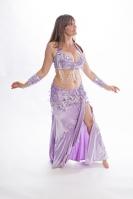Belly dance cabaret costume - Bel Espirt