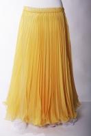 Belly dance pleated skirt - Miss Sunshine