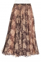 Belly dance printed skirt - coco rose