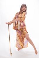 Belly dance sa'idi dress/galabia - Treasure of the East