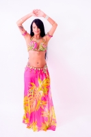 Eman for Brighton Orient Belly dance couture costume - Play