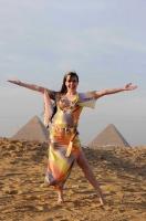 Special sa'idi dress/galabia - Pyramid Princess