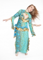 Special sa'idi dress/galabia - Ocean's Jewel