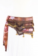 Unique designer belly dance belt