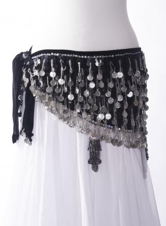 Belly dance 'tribaret' belt