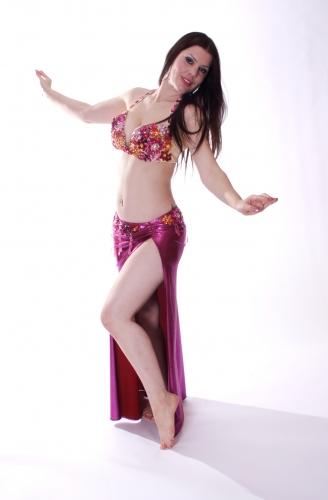 Belly dance cabaret costume - Jelly Tots