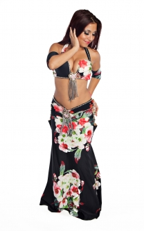 Belly dance cabaret costume - Sexy Senorita