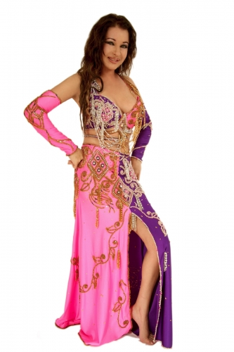 Belly dance costume - Barbie Sorceress