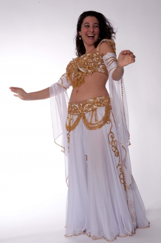 Belly dance costume - Samia Heaven