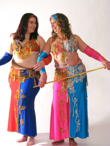 Belly dance cabaret costume - One and Only