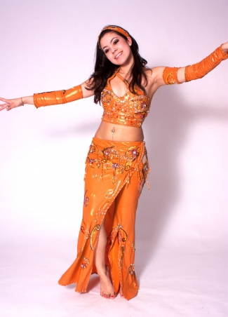 Belly dance costume - Funky Babe