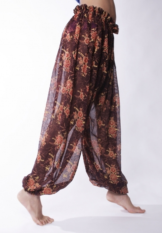Belly dance harem gypsy pants