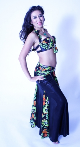WOW! Belly dance costume - Camouflage Cutie