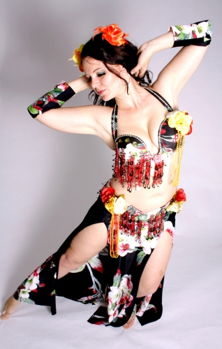 WOW! Belly dance costume - Hula Hoopla