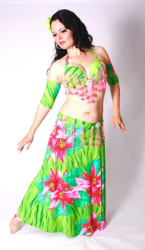 WOW! Belly dance costume - Sweetheart