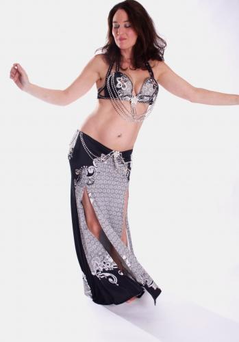 WOW! Belly dance costume - Misty Minx
