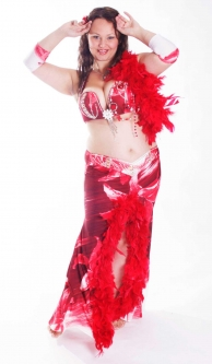 WOW! Belly dance costume - Carnival Fever