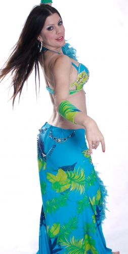 Wow! Belly dance costume - Carnival Princess